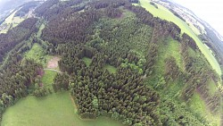 Picture from track Ballooning over Jizera Mountains