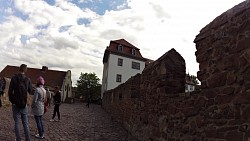 Picture from track A small walk around the historic center of Meissen