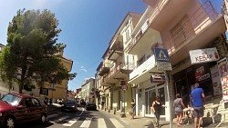 Picture from track Videoroute of Crikvenica town