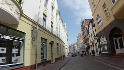 Picture from track Wismar - a jewel of the Hanseatic architecture