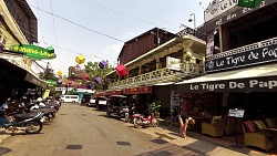 Picture from track Siem Reap - Old Market and Pub Street